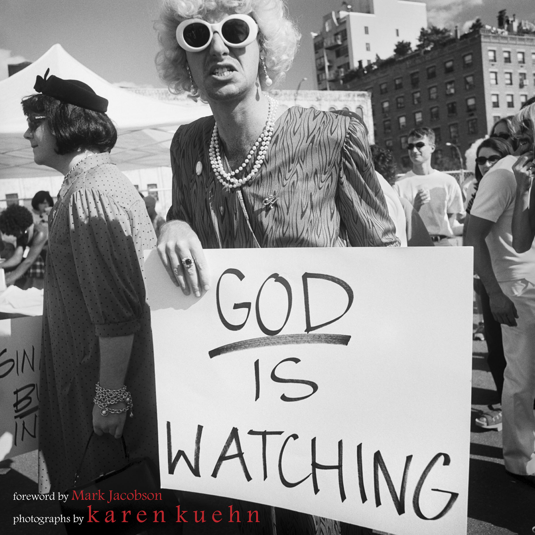 GodIsWatching Cover