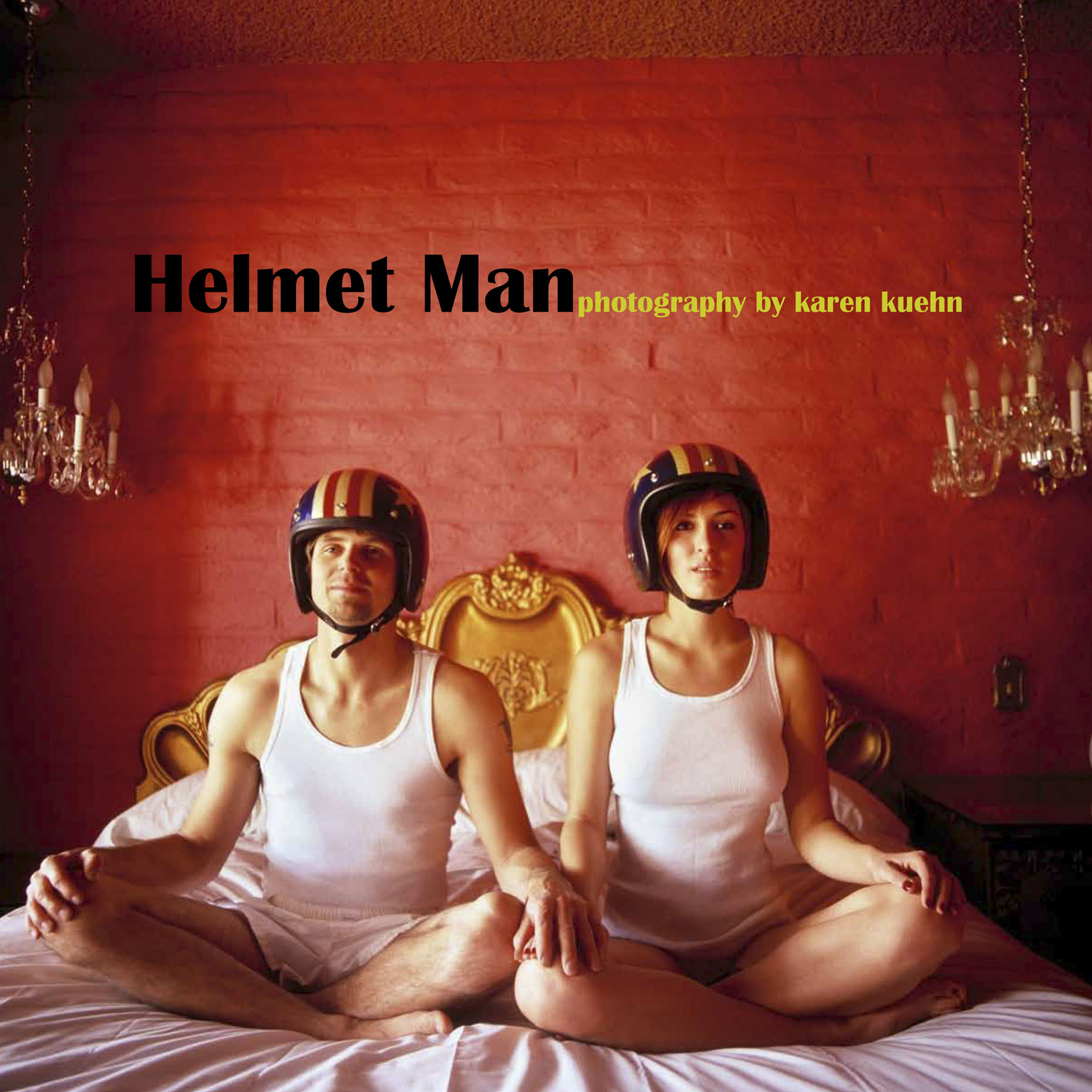 HelmetMan Cover